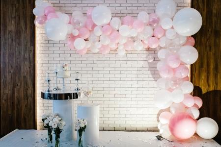 Как правильно сделать арку из воздушных шаров на свадьбу своими руками