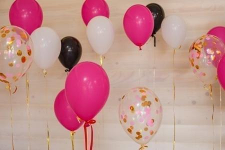Cколько летают шарики с гелием или сохранить жизнь воздушного шарика